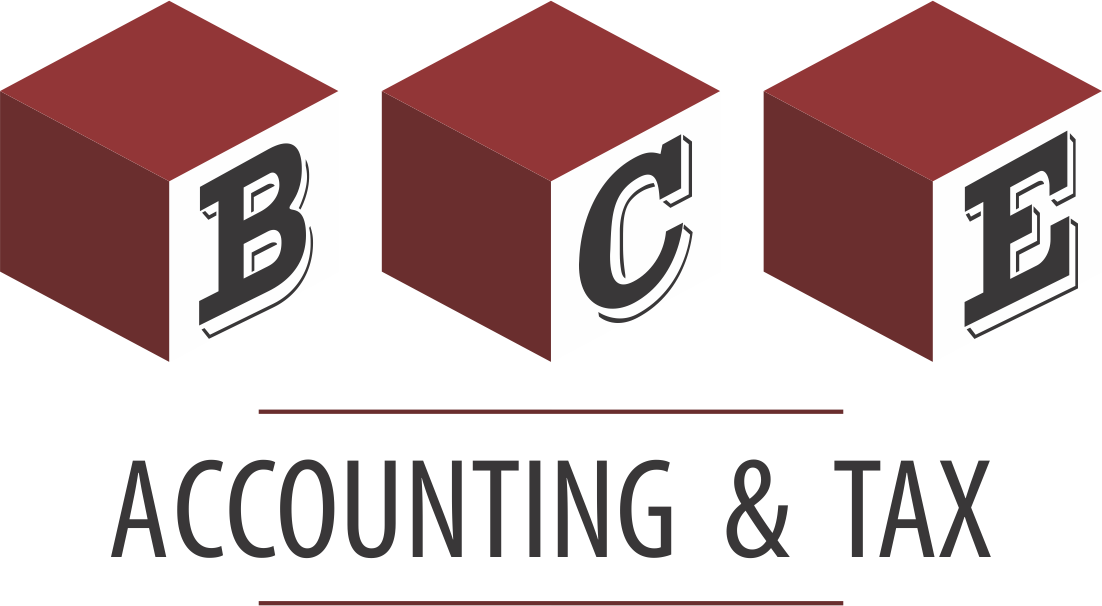 BCE Accounting & Tax Logo
